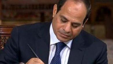 صورة الرئيس السيسي يوجه بإسقاط الضريبة العقارية على المنشآت الفندقية والسياحية لمدة 6 أشهر