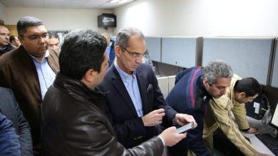 صورة وزير الاتصالات: مصر تحتل المركز الثالث داخل قارة إفريقيا في سرعة الإنترنت (فيديو)