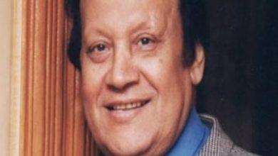 صورة وفاة نجل الفنان الراحل محمد رشدى بعد صراع مع المرض