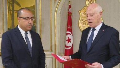 """صورة رئيس تونس """"يلغي ترشيحات الأحزاب"""" ويكلف مستقل لتشكيل الحكومة"""