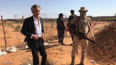 """صورة خلاف بين """"الوفاق وميليشياتها المسلحة"""" بسبب ظهور """"ليفي"""" مجددا بالأراضي الليبية"""