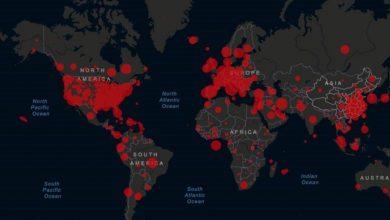 صورة براءة الصين من كورونا .. دراسة ايطالية تدين دول أوربية بنقل الفيروس