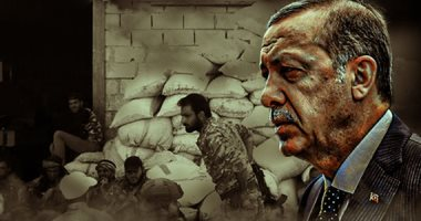 صورة خوفاً من الإنقلاب ضده .. أردوغان يطيح بجنرالات بالجيش التركي